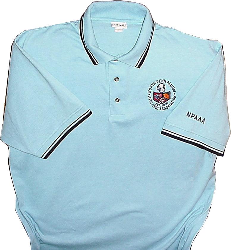 Npaaa Logo Golf Shirt